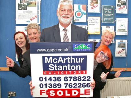 Mcarthur Stanton Property For Sale Dumbarton